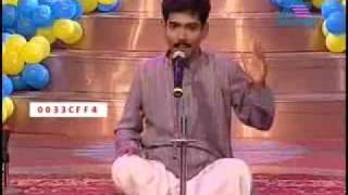 Idea Star Singer 2007 Final Classical Round Round Thushar part 3