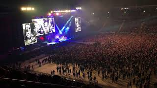 Volbeat in Stockholm | Intro and First Songs