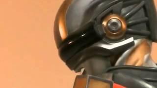 Ultraman Zero and Ultraman Mobius