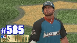 ALL-STAR GAME IN PITTSBURGH! | MLB The Show 17 | Road to the Show #585