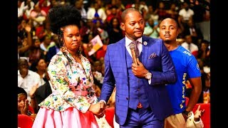 """""""Only One Touch"""" Zahara encounters Pastor Alph LUKAU"""