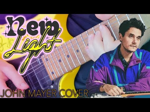 Download New Light Guitar Cover - John Mayer | Darryl Syms Cover free