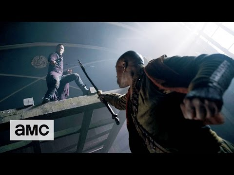 Into the Badlands Sunny vs Moon Talked About Scene Ep. 203