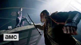 Into the Badlands: 'Sunny vs Moon' Talked About Scene Ep. 203