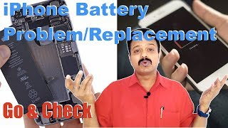 [Go And Get] iPhone Battery Problem, Replacement & Price. Check It !! [Hindi]
