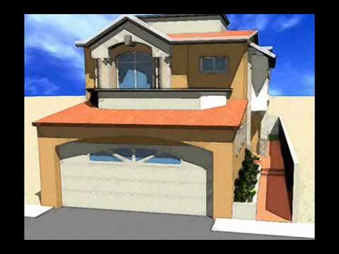 Planos de Casas Modelo San Florencio 93 Arquimex Planos de Casas