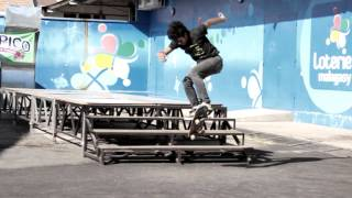 Live the spot RAW- Lanja kely part