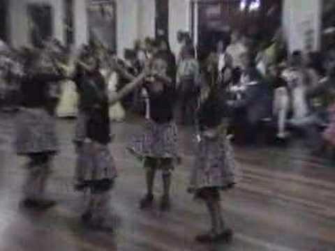 Dança da Quadrilha Junina Escola Dr. Joaquim Assumpção