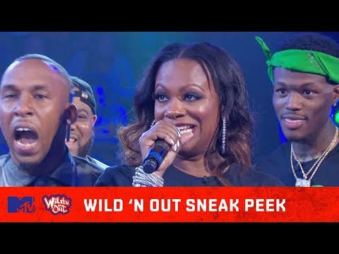 Xxx Mp4 Kandi Burruss O T Genasis More On Wild N Out All New Episodes Fridays MTV 3gp Sex