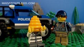 LEGO Police Mountain River Heist