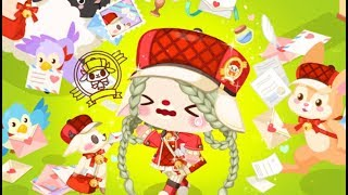 LINE Play - Top Fashionista Animal Post Office All Fashion Prizes