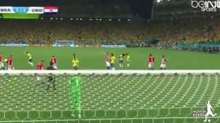 Brazil vs Croatia 3 1 All Goals And Highlights World Cup Brazil HD 2014