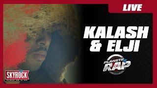 Kalash & Elji en live #PlanèteRap