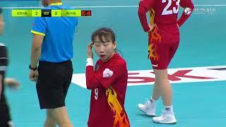 인천시청 vs 대구시청 다시보기 2018 청주 직지컵 핸드볼대회