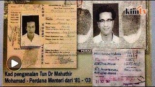 Mahathir 'bin' atau 'a/l'? Ini kata ahli sejarah