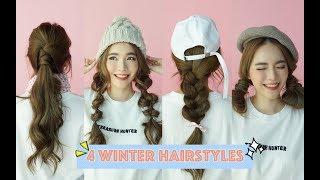 4 Winter hairstyle หนาวนี้ผมเราต้องสวย | Buablink