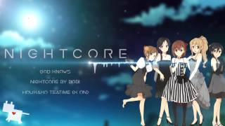 Nightcore - God Knows | Ultimate EP