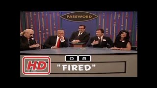 [Talk Shows]Password with Donald Trump and Jimmy Fallon