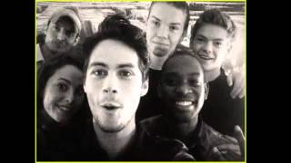 The Maze Runner Cast- Funny Moments