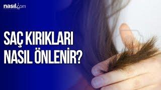 Saç kırıkları nasıl oluşur? Nasıl önlenir? | Bakım-Güzellik | Nasil.com