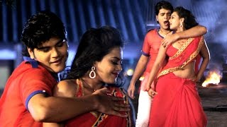 Hota Fayar गरम बा हथियार - Arvind Akela Kallu & Tanu Shree - Hot Romance Movie Song  Hukumat