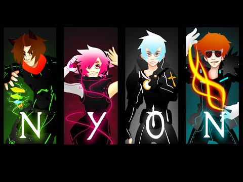 NYON- Chapter 1: N.Y.O.N.