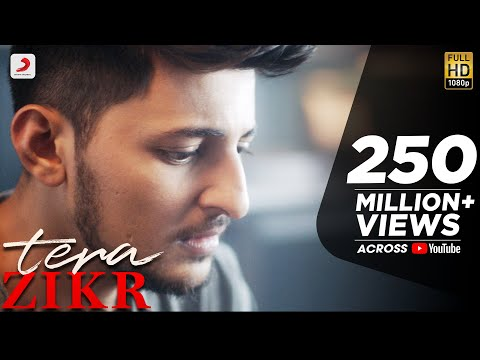Download Tera Zikr - Darshan Raval | Official Video - Latest New Hit Song