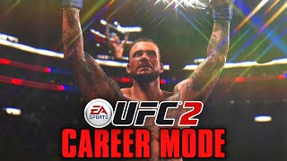 UFC 2 Career Mode - CM Punk - Ep. 4 -