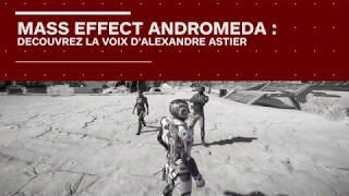[Extrait] Mass Effect Andromeda   découvrez le personnage d