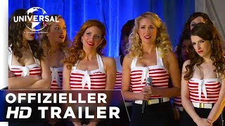 Pitch Perfect 3 - Trailer #1 deutsch / german HD