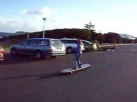 Kristi 9Ft Skateboard