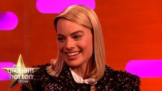 Margot Robbie Misbehaved a Lot When She Was Young | The Graham Norton Show