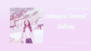 Yoona (ft. 10cm) - Deoksugung Stonewall Walkway - Arabic Sub - الترجمة العربية