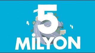 5 milyon Hopili