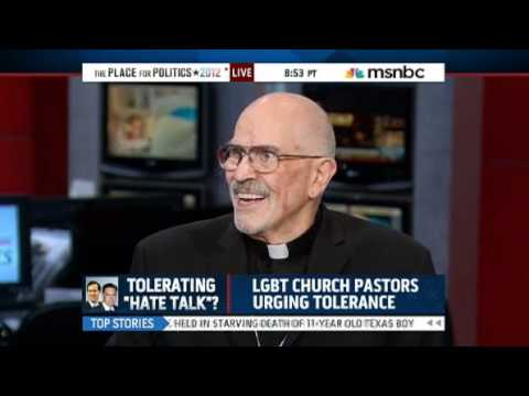 Pastor Jay Bakker and Rev. Troy Perry on LGBT Acceptance and Faith Communities