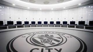 Premier League Dressing Rooms