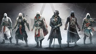 Assassin's Creed All Main Themes (2007-2017) *ORIGINS*
