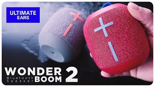 UE Wonderboom 2 | Was ist neu? | vs. JBL Flip 4 | 3D Klangtest Binaural | 2019 | deutsch