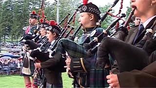 Amazing Grace - Czestochowa Pipes & Drums z Królewską Orkiestrą Symfoniczną