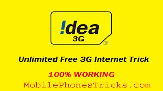 Idea Free Internet Trick 2017-2018 Unlimited by Rehmat Ullah