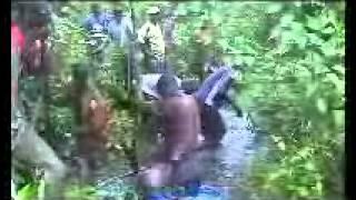 Idiofa Vidéo Travaux rivière Musanga