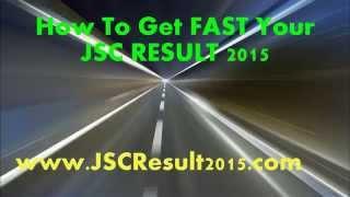 JSC Result 2015