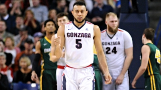 Nigel Williams-Goss Leads Gonzaga To 27-0   CampusInsiders