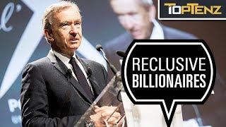 The Secret Billionaires You've Never Heard Of