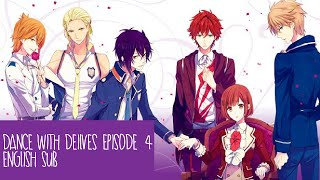 Dance With Devils episode 4 English sub