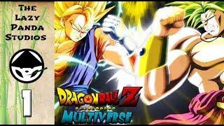 Dragon Ball Z Multiverse Episode 1 (Pilot)