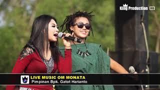 Bidadari Kesleo - Ratna Antika Feat Diana Sastra - Monata Live Sukagumiwang Indramayu