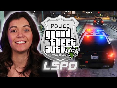 Xxx Mp4 Police Officer Plays As A Cop In Grand Theft Auto V • Pro Play 3gp Sex