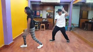 Attention   Charlie Puth   Dance Choreo   DANSE With Nitin