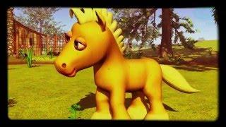 Yo tengo un caballo verde/las canciones de la granga